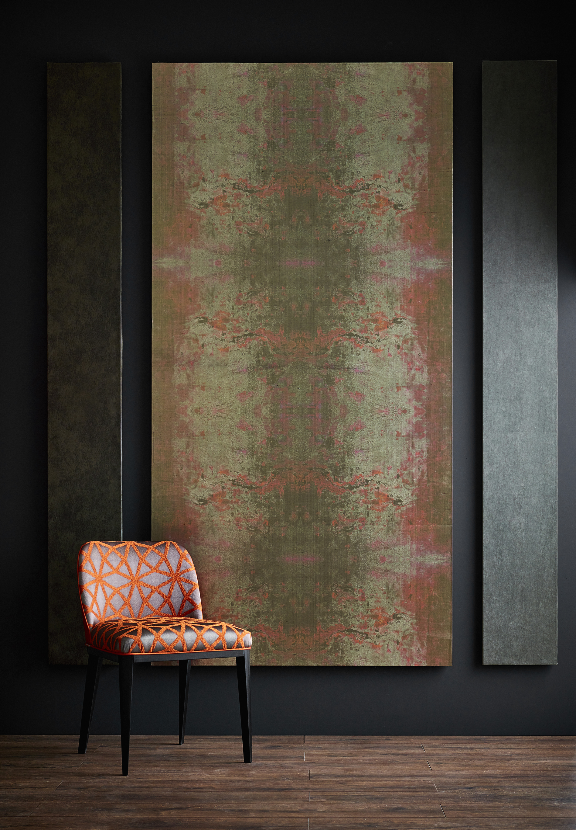 Silk Wallpaper - Textile Wallcoverings